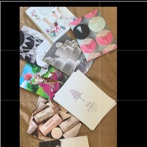 Wedding Cards 19 and 4 Anniversary Cards ❤️Lot